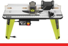 Ryobi Router Table Review