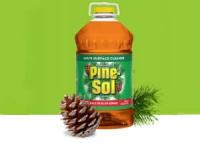 is-pine-sol-a-disinfectant