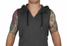 Best Sleeveless Hoodies