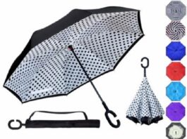 Best Upside Down Umbrella