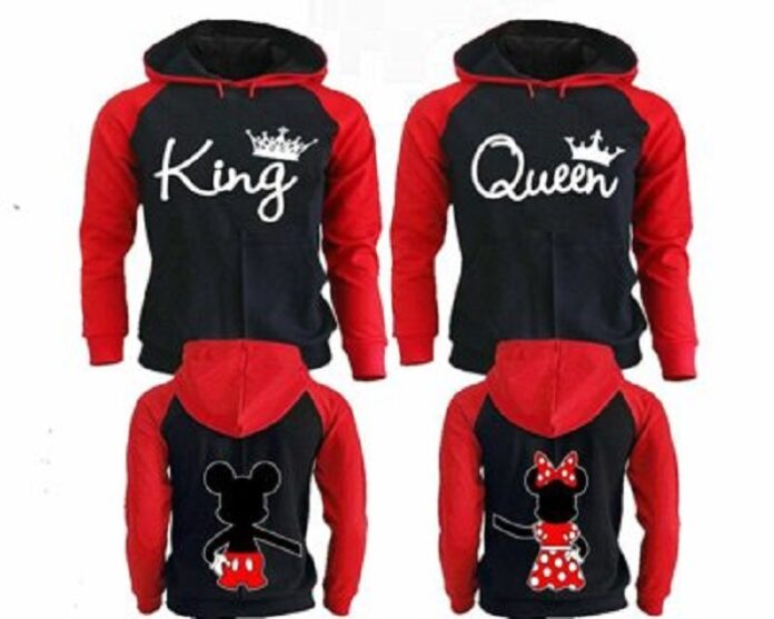 Best king and Queen Hoodies