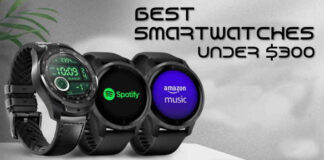 Best Smartwatches under $300