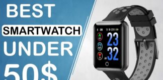 Best Smartwatches under 50