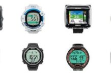 Best Watch Style Dive Computers you need to buy in (2021 Mar)
